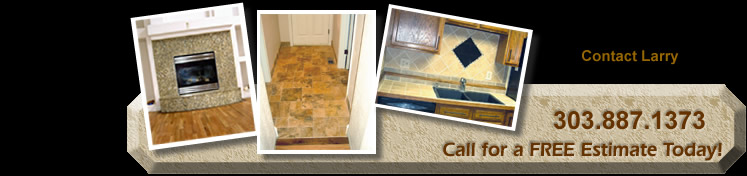 Call for a Free Estimate on any Tile Job Today!